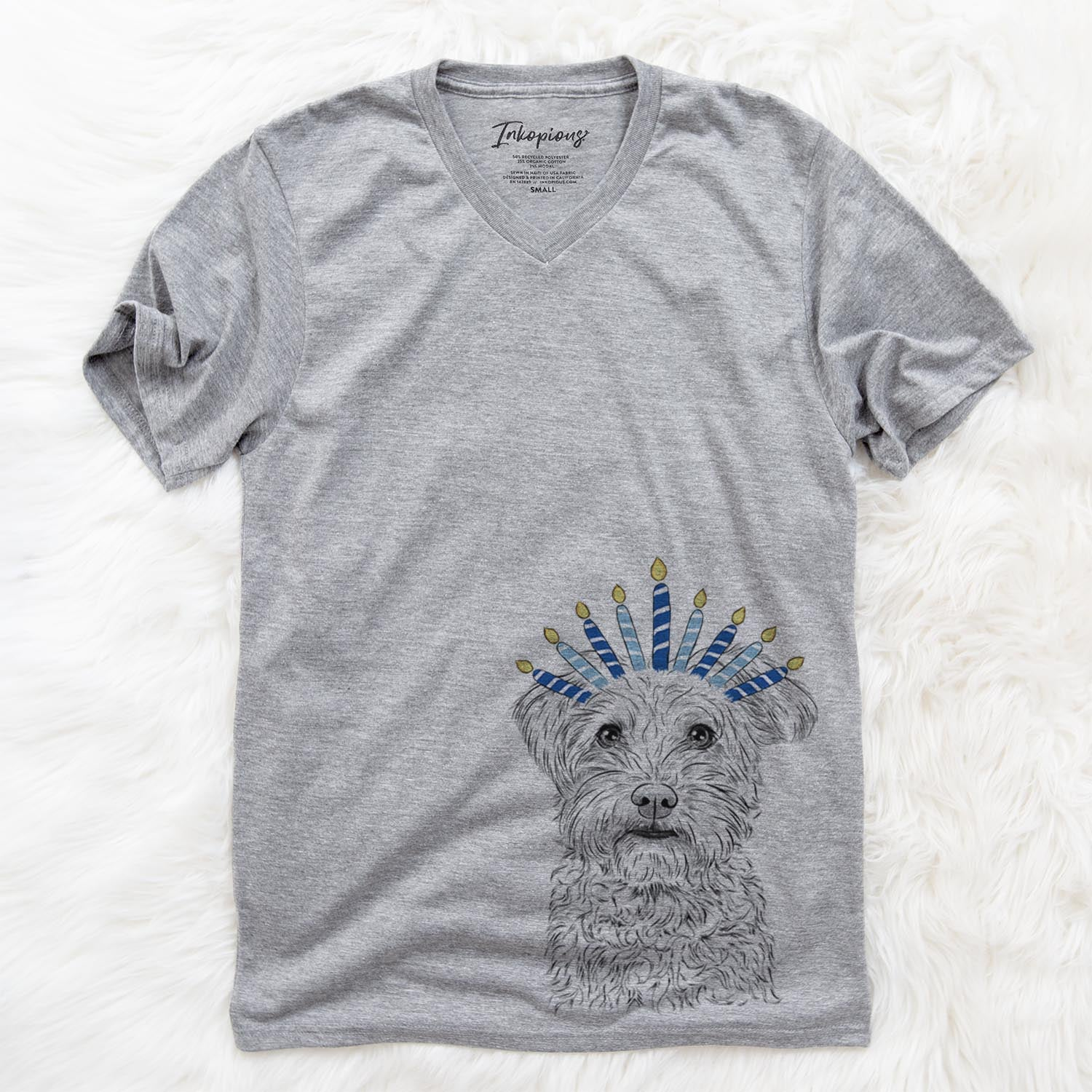 Rudy the Schnoodle  - Hanukkah Collection