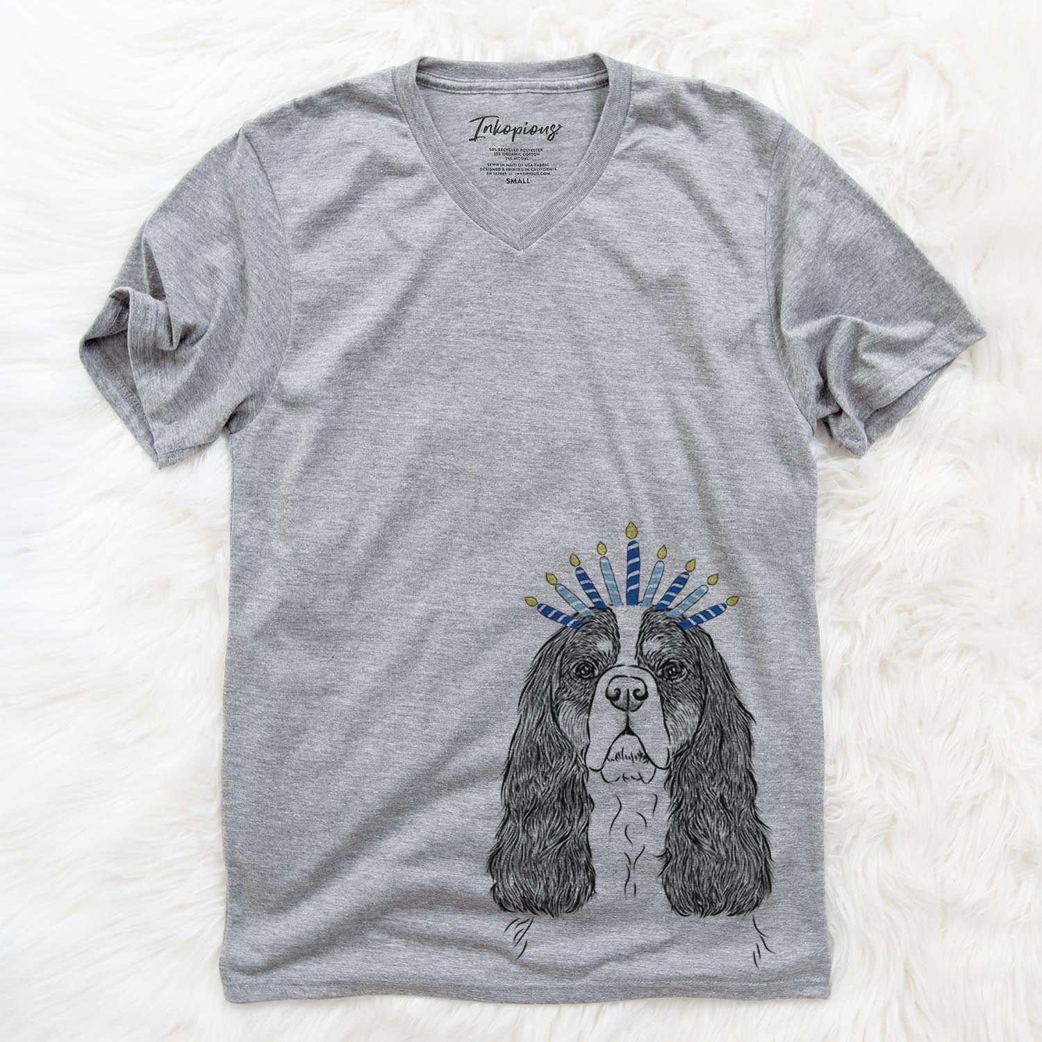 Sebastian the Cavalier King Charles Spaniel  - Hanukkah Collection