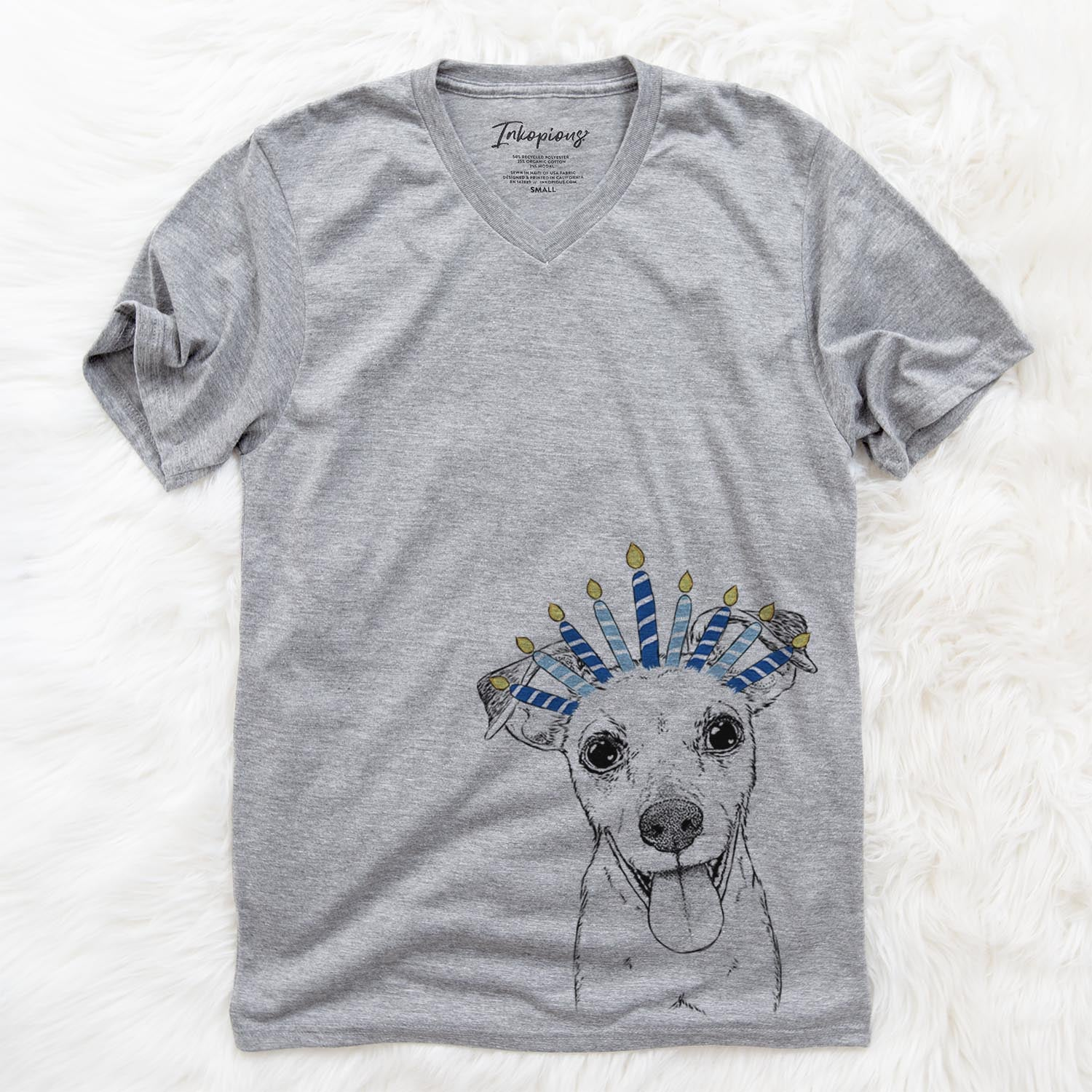 Tyler the Mixed Breed  - Hanukkah Collection