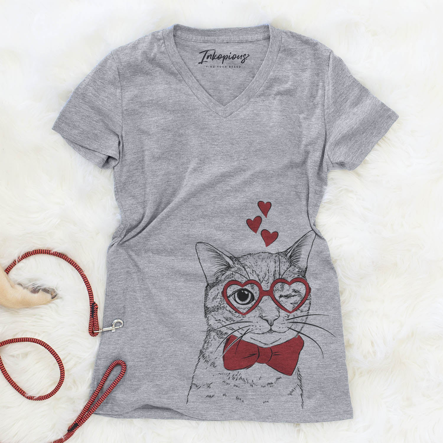 Dexter the Domestic Shorthair  - Valentine Collection