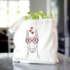 Duke the Doberman Pinscher - Tote Bag