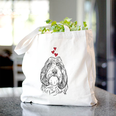 Gerard the Petit Basset Griffon Vendeen - Tote Bag