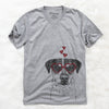 Gertrude the Mixed Breed  - Valentine Collection