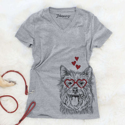 Middy the Australian Terrier  - Valentine Collection