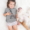 Valentine Roux the Longhaired Dachshund - Kids/Youth/Toddler Shirt