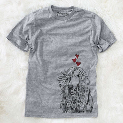 Sterling the Afghan Hound  - Valentine Collection