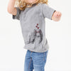 Valentine Zahra the Afghan Hound - Kids/Youth/Toddler Shirt