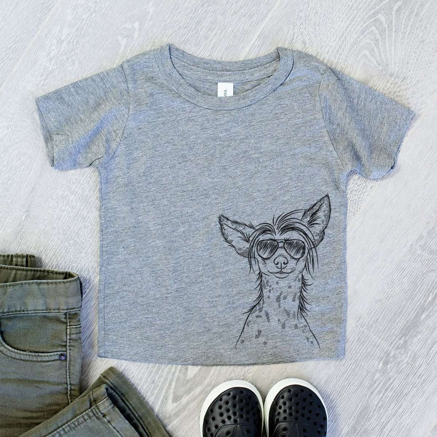Hudson the Chinese Crested - Kids/Youth/Toddler Shirt