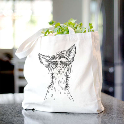 Hudson the Chinese Crested - Tote