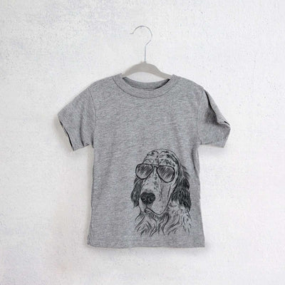 Aviator Hutch the English Setter - Kids/Youth/Toddler Shirt