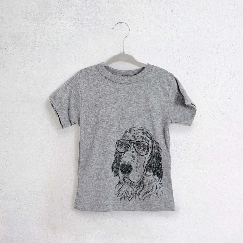 Hutch the English Setter - Kids/Youth/Toddler Shirt