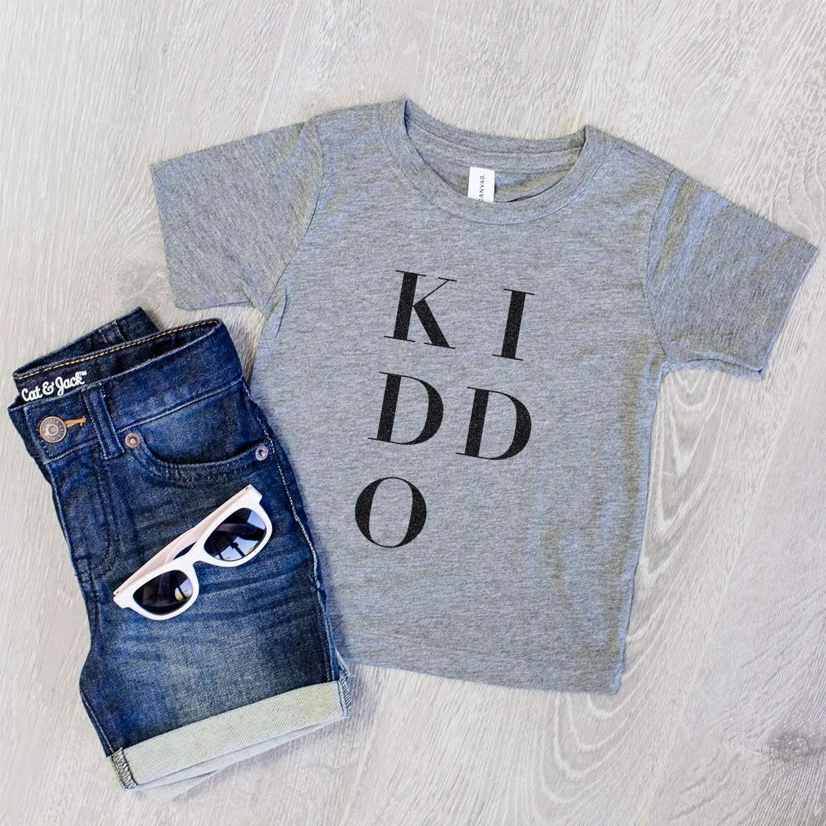 Kiddo Stacked - Kids/Youth/Toddler Shirt