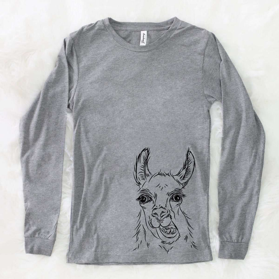 Larry the Llama - Long Sleeve Crewneck