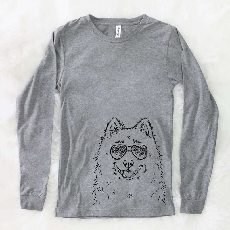 Luka the Samoyed - Long Sleeve Crewneck