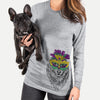 Addie the Mixed Breed  - Mardi Gras Collection