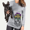 Buster the Schnoodle  - Mardi Gras Collection