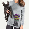 Drake the Doberman Pinscher  - Mardi Gras Collection