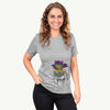 Fig the Labrador Retriever  - Mardi Gras Collection