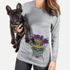 Knox the Rat Terrier  - Mardi Gras Collection