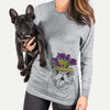 MissyMoo the English Bulldog  - Mardi Gras Collection