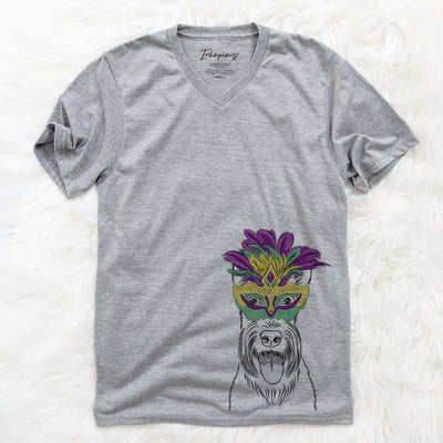 Oswald the Scottish Terrier  - Mardi Gras Collection