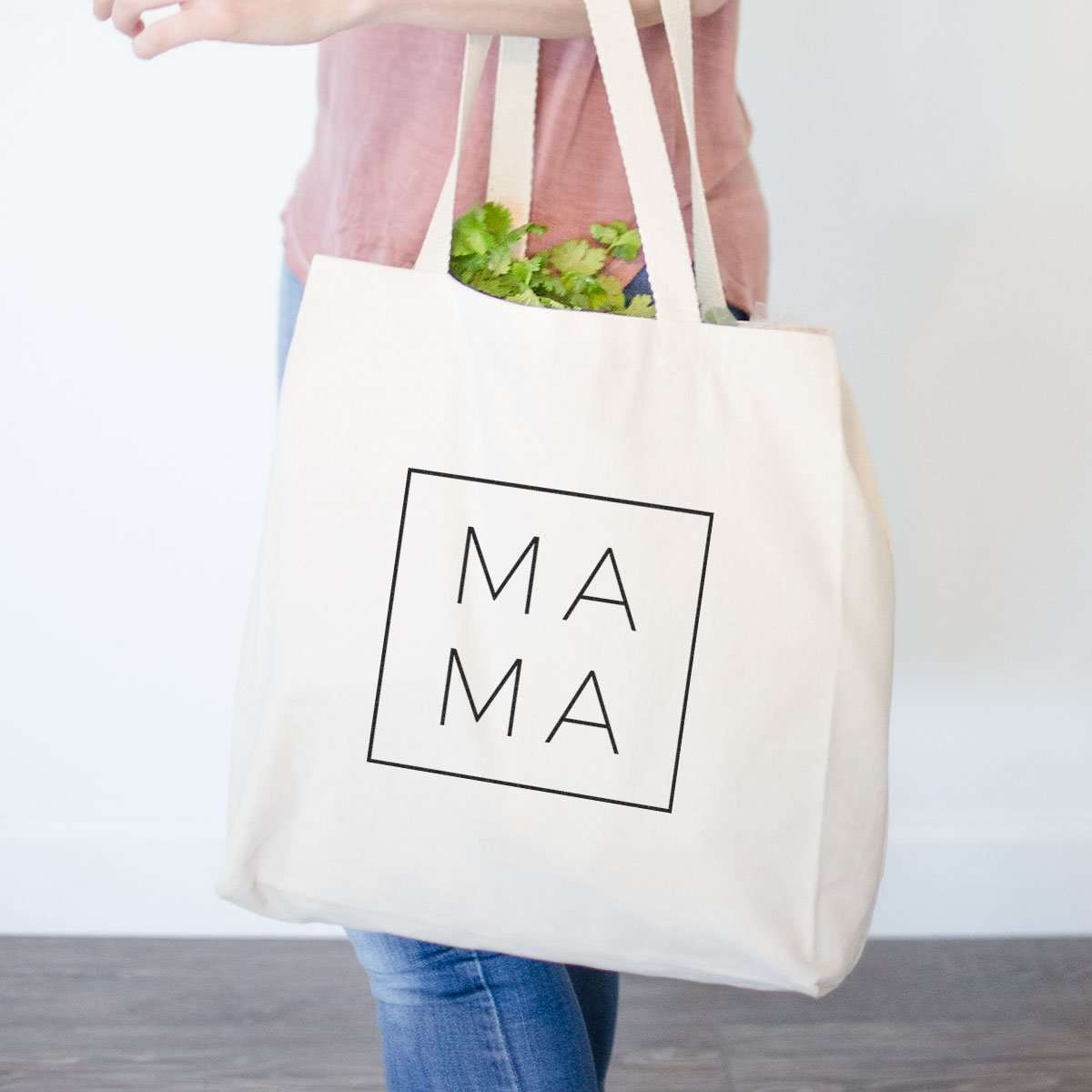 Mama Square - Tote Bag