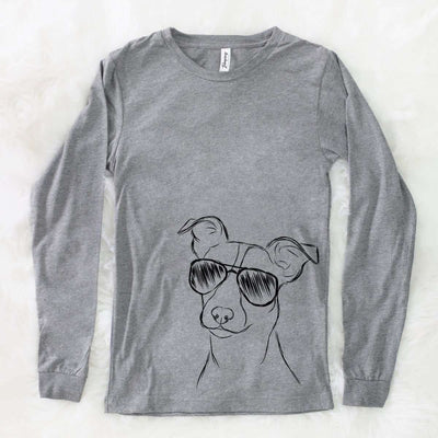Max the Jack Russell - Long Sleeve Crewneck