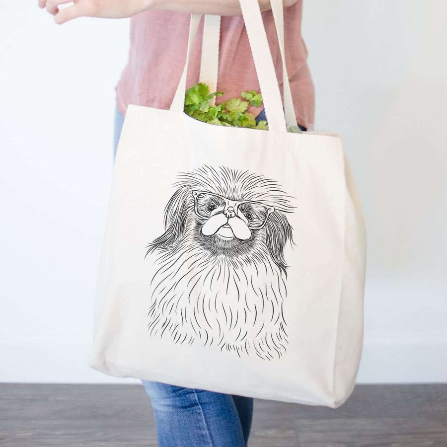 Mochi the Pekingese  - Tote Bag