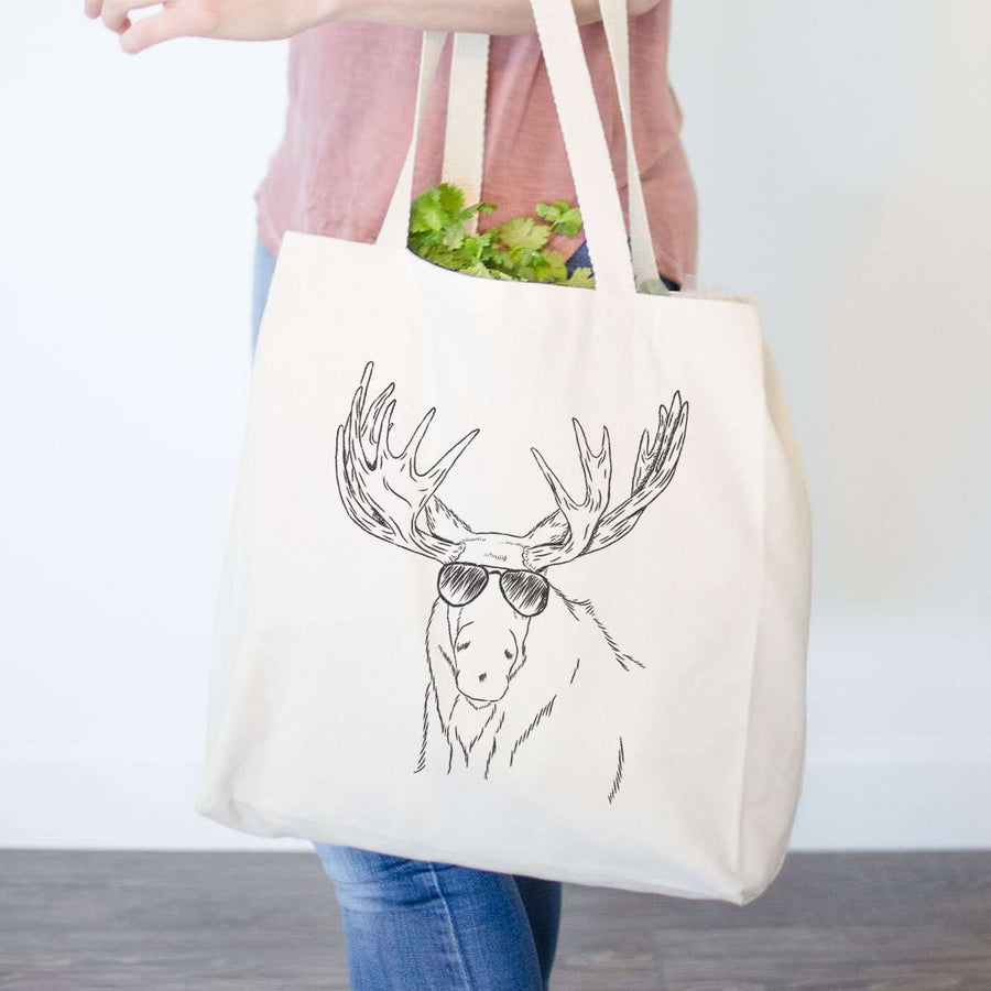 Monty the Moose - Tote Bag