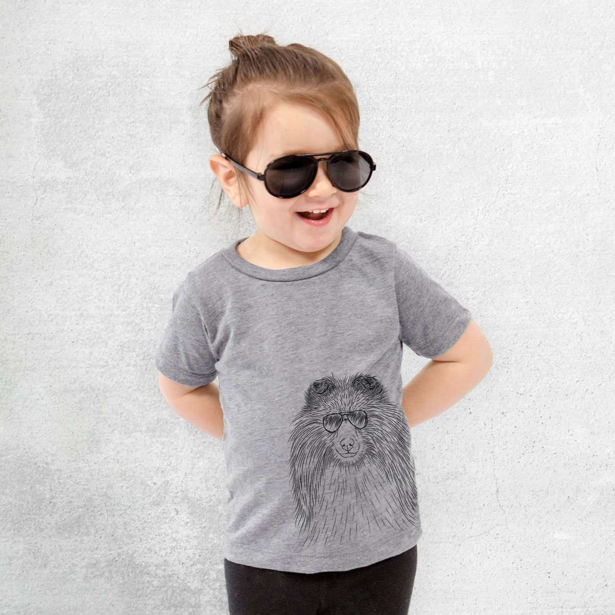 Moxie the Shetland Sheepdog - Kids/Youth/Toddler Shirt