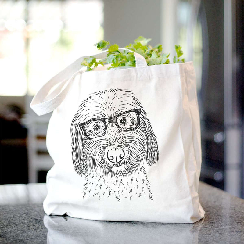 Niles the Soft Coated Wheaten Terrier  - Tote Bag