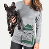 Fudge the French Bulldog  - Oktoberfest Collection