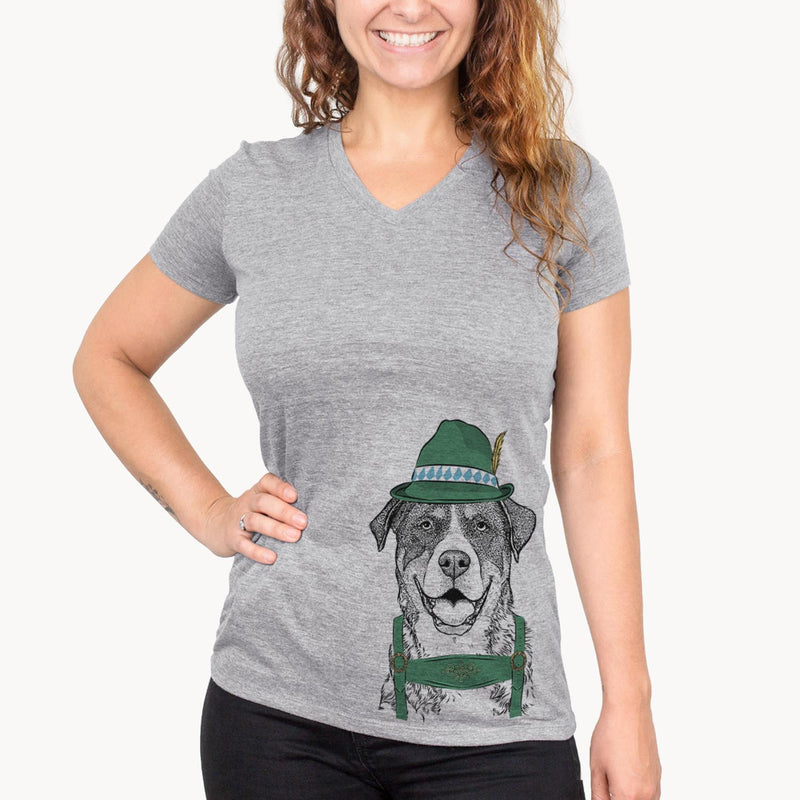 Leon the Greater Swiss Mountain Dog  - Oktoberfest Collection