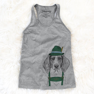 Orin the Treeing Walker Coonhound  - Oktoberfest Collection