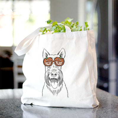 Oswald the Scottish Terrier - Tote Bag