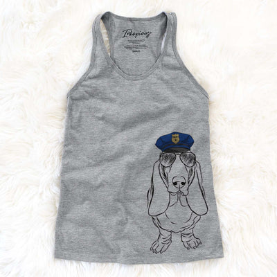 Charlie the Basset Hound  - Police Collection