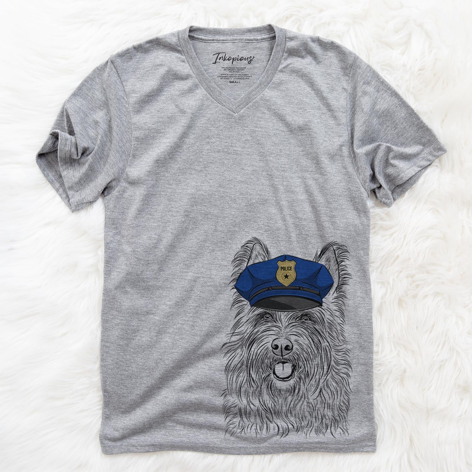 Kyros the Berger Picard  - Police Collection