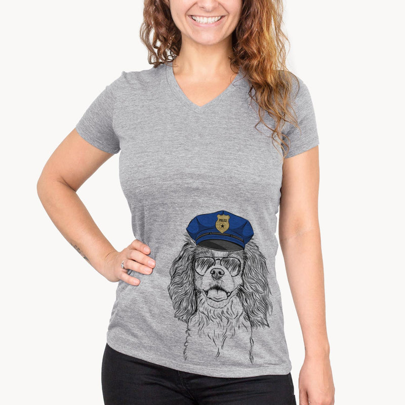 Poppy the Cavalier King Charles Spaniel  - Police Collection