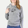 Profile Anatolian Shepherd  - French Terry Hooded Sweatshirt