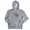 Profile Beagle  - French Terry Hooded Sweatshirt