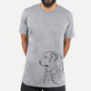 Profile Great Pyrenees  - Unisex Crewneck