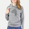 Profile Pitbull  - French Terry Hooded Sweatshirt