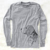 Profile Beagle - Long Sleeve Crewneck