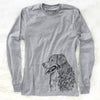 Profile Bernese Mountain Dog - Long Sleeve Crewneck