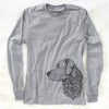 Profile Black Lab - Long Sleeve Crewneck