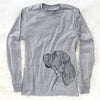 Profile Boxer - Long Sleeve Crewneck