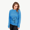 Profile English Bulldog - Long Sleeve Crewneck