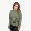 Profile German Shepherd - Long Sleeve Crewneck