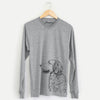 Profile Golden Retriever - Long Sleeve Crewneck