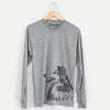 Profile Rough Collie - Long Sleeve Crewneck